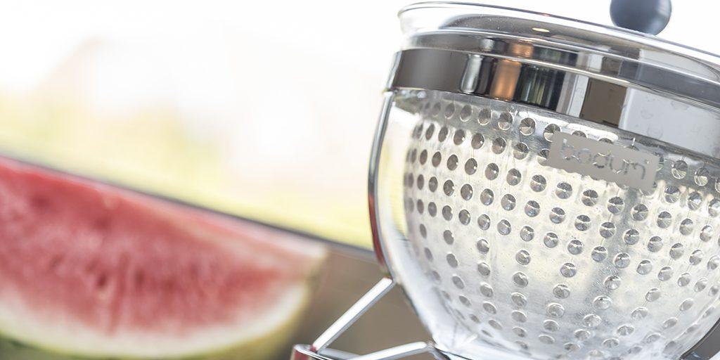 Ausstattung Küche Ferienwohnung Diekkron
